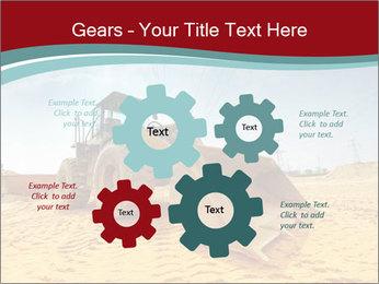Huge Excavator PowerPoint Templates - Slide 47