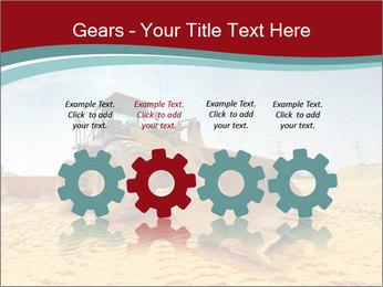 Huge Excavator PowerPoint Templates - Slide 48