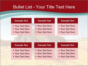 Huge Excavator PowerPoint Templates - Slide 56