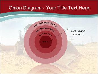 Huge Excavator PowerPoint Templates - Slide 61