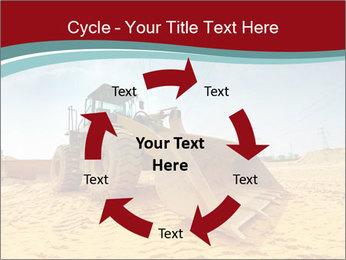 Huge Excavator PowerPoint Templates - Slide 62