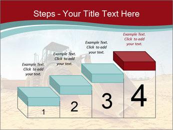Huge Excavator PowerPoint Templates - Slide 64