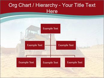 Huge Excavator PowerPoint Templates - Slide 66
