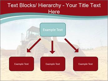 Huge Excavator PowerPoint Templates - Slide 69