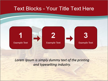 Huge Excavator PowerPoint Templates - Slide 71