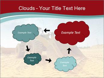 Huge Excavator PowerPoint Templates - Slide 72
