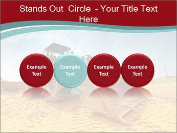 Huge Excavator PowerPoint Templates - Slide 76