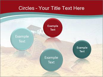 Huge Excavator PowerPoint Templates - Slide 77