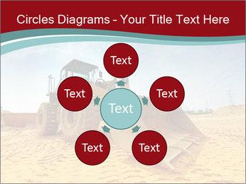 Huge Excavator PowerPoint Templates - Slide 78