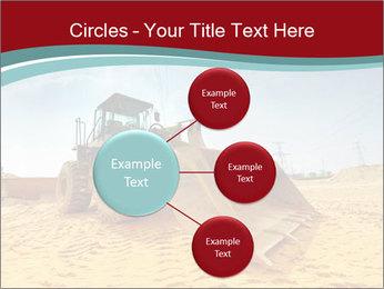 Huge Excavator PowerPoint Templates - Slide 79