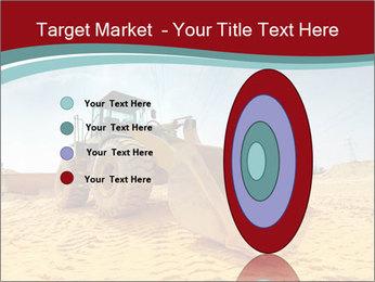 Huge Excavator PowerPoint Templates - Slide 84