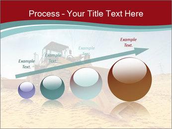 Huge Excavator PowerPoint Templates - Slide 87