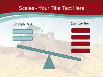 Huge Excavator PowerPoint Templates - Slide 89