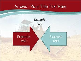 Huge Excavator PowerPoint Templates - Slide 90