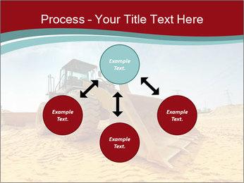 Huge Excavator PowerPoint Templates - Slide 91