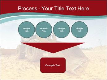 Huge Excavator PowerPoint Templates - Slide 93
