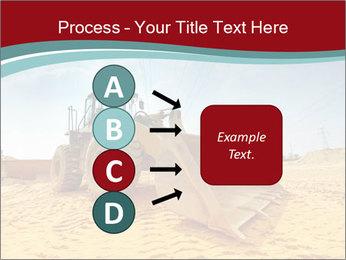 Huge Excavator PowerPoint Templates - Slide 94