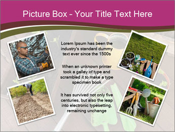 Plants Cuultivation PowerPoint Template - Slide 24