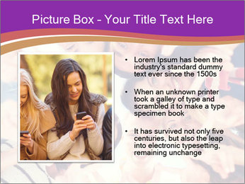 Students Group PowerPoint Template - Slide 13
