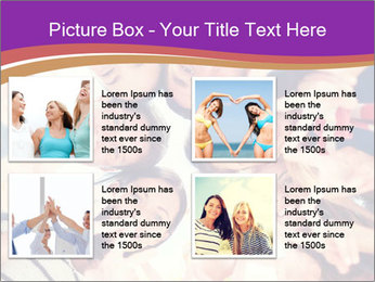 Students Group PowerPoint Templates - Slide 14
