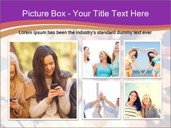 Students Group PowerPoint Template - Slide 19