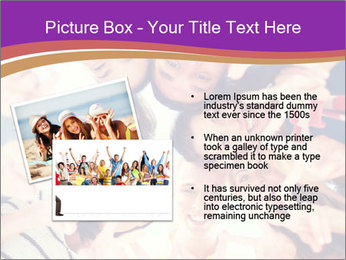 Students Group PowerPoint Template - Slide 20