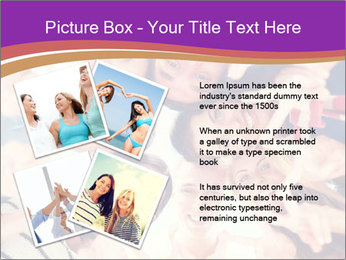 Students Group PowerPoint Template - Slide 23