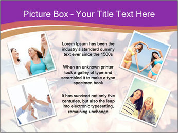 Students Group PowerPoint Template - Slide 24