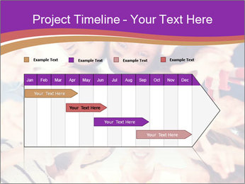 Students Group PowerPoint Template - Slide 25