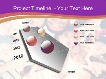 Students Group PowerPoint Template - Slide 26