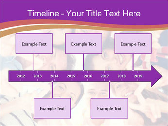 Students Group PowerPoint Template - Slide 28