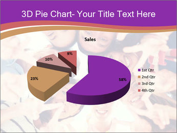 Students Group PowerPoint Template - Slide 35