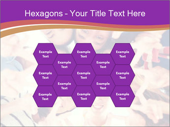 Students Group PowerPoint Template - Slide 44