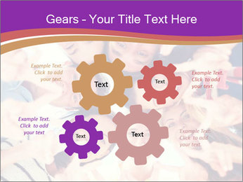 Students Group PowerPoint Template - Slide 47