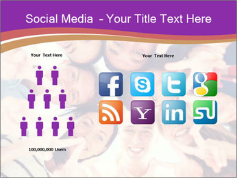 Students Group PowerPoint Template - Slide 5