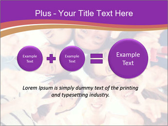 Students Group PowerPoint Template - Slide 75
