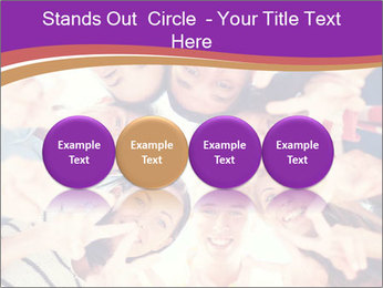 Students Group PowerPoint Template - Slide 76