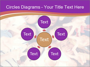 Students Group PowerPoint Templates - Slide 78