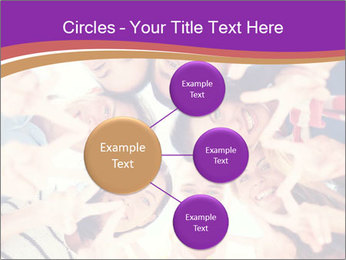 Students Group PowerPoint Template - Slide 79