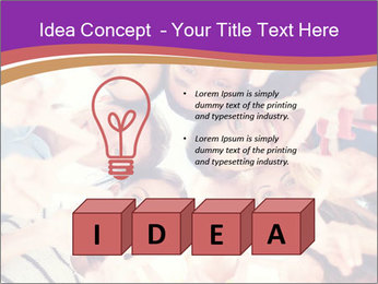 Students Group PowerPoint Template - Slide 80