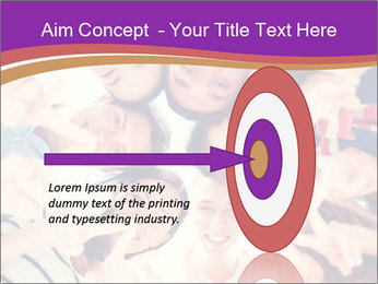 Students Group PowerPoint Template - Slide 83