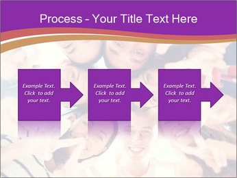 Students Group PowerPoint Template - Slide 88