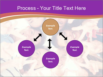 Students Group PowerPoint Template - Slide 91