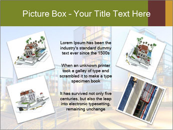 Urban Houses PowerPoint Template - Slide 24