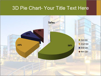 Urban Houses PowerPoint Template - Slide 35