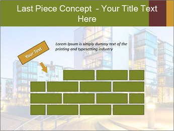 Urban Houses PowerPoint Template - Slide 46
