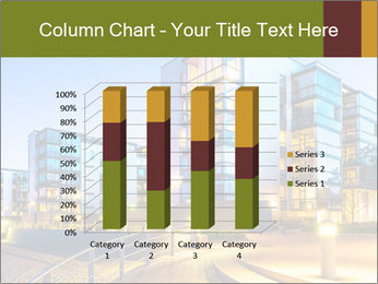 Urban Houses PowerPoint Template - Slide 50