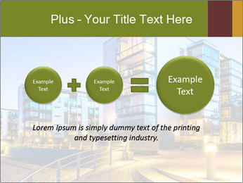 Urban Houses PowerPoint Template - Slide 75