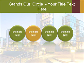 Urban Houses PowerPoint Template - Slide 76