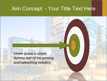 Urban Houses PowerPoint Template - Slide 83